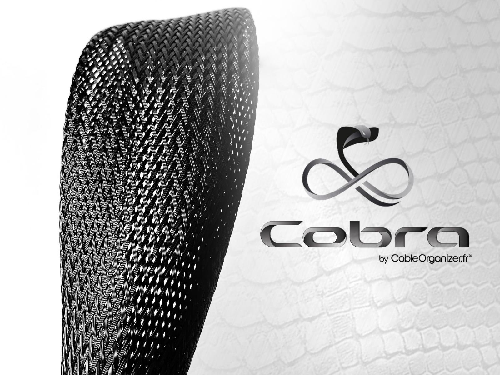 Gaine Tressée Cobra® Expansible