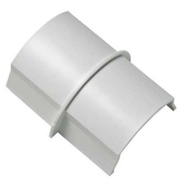 Coupleur pour goulottes D-Line® 60x30 mm Blanc