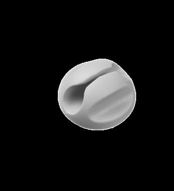 Base câble Tidy D-line - Gris