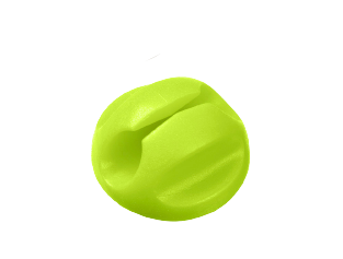 Base câble Tidy D-line - Vert
