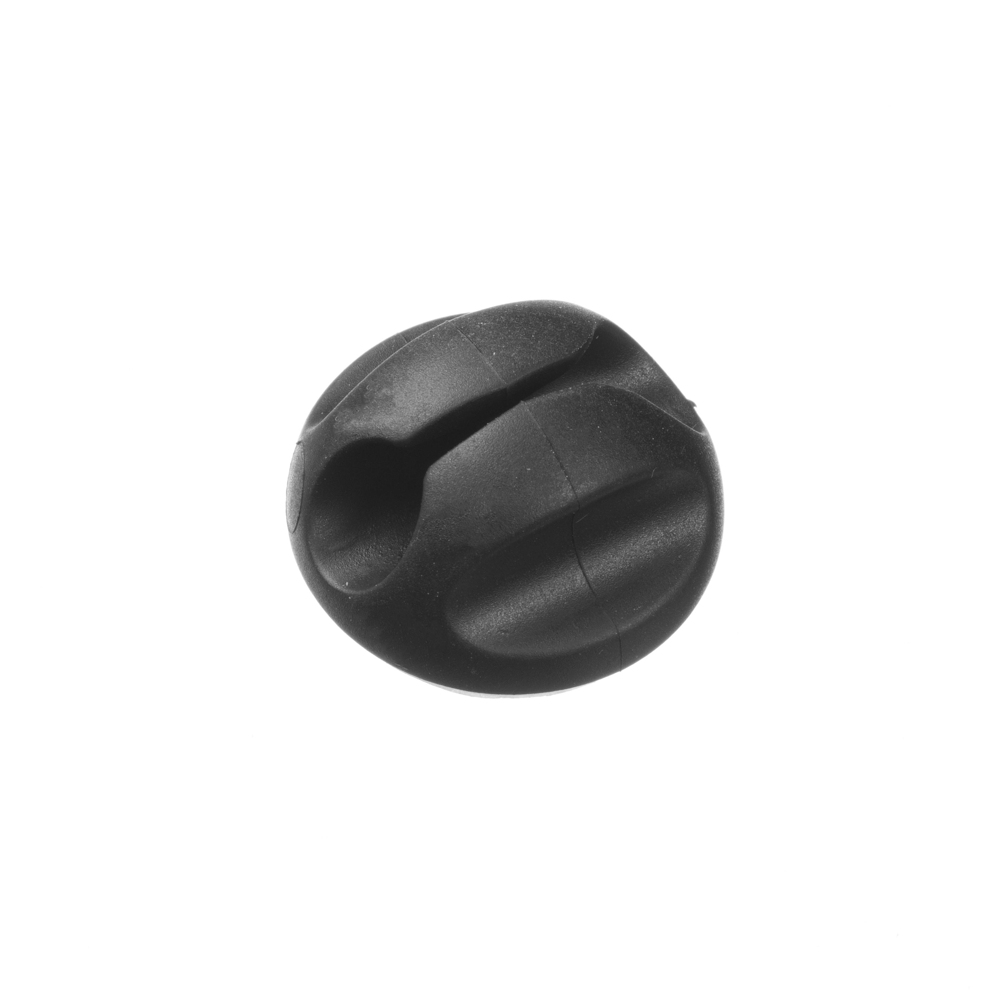 Base câble Tidy D-line - Noir