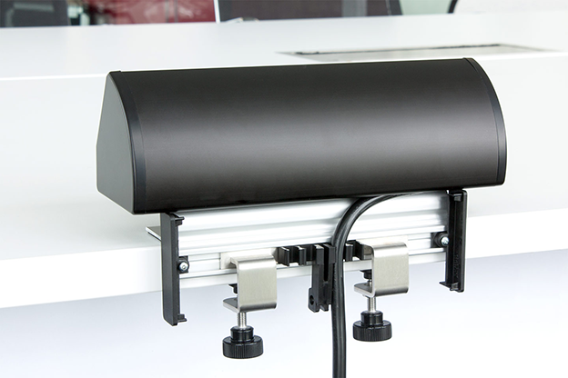 EVOline® Dock DATA SMALL Noir avec fixation