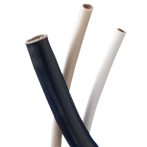 Silicone Gr A Fiberglass 9.53 mm 7.62 m