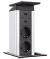 EVOline® Port Push Charger 2 × PC