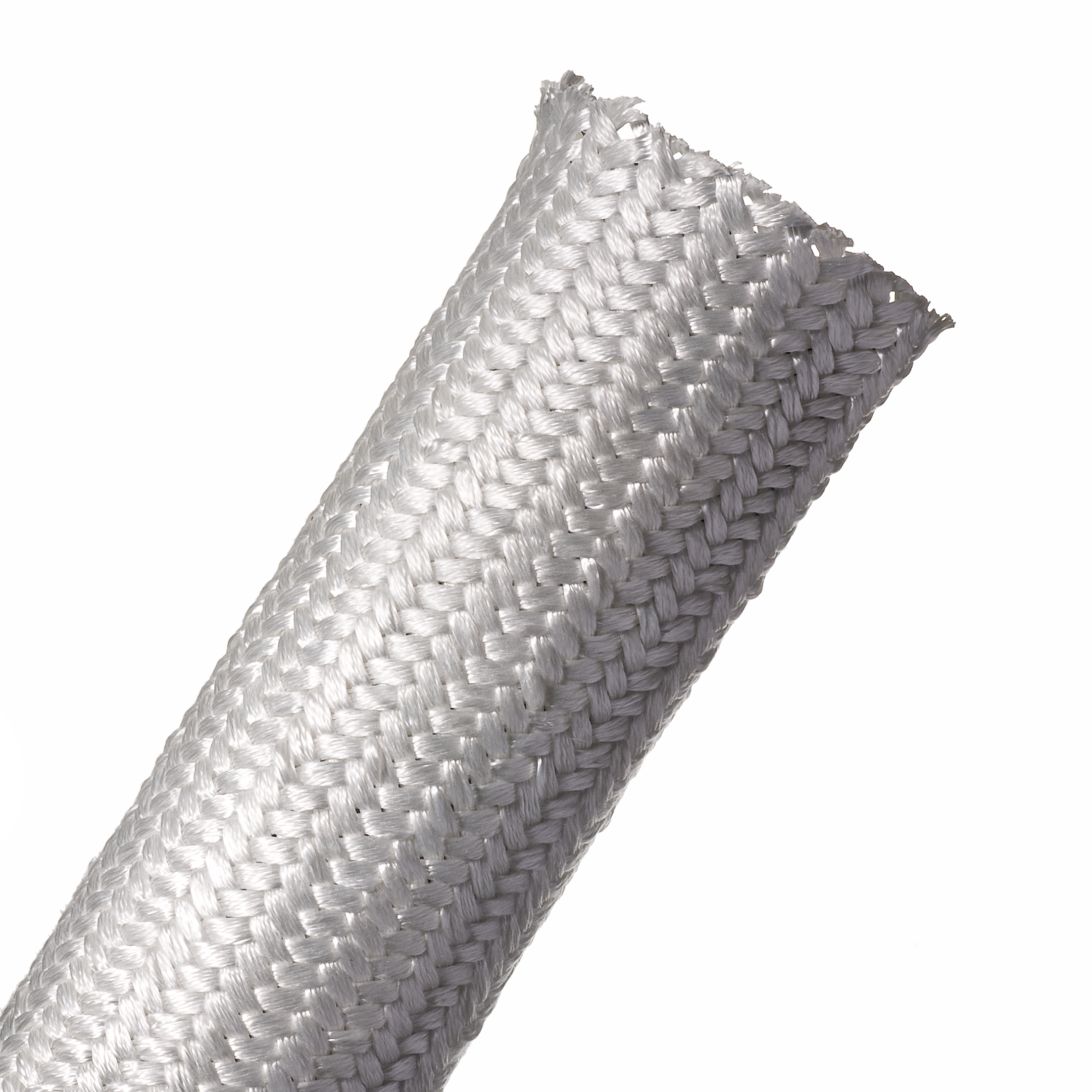 Silica Sleeving 6.35 mm 15.24 m
