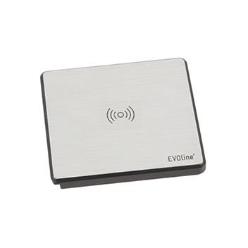 EVOline® Square80 Qi acier