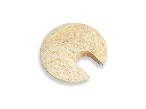 Passe câble  pour table en bois résistant