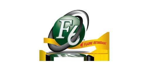 Gaine Tressée Fendue F6® Flame Retardant Certifiée DIN EN 45545-2