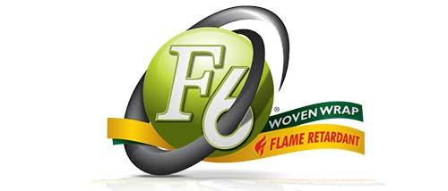 Gaine Tissée F6®V à Fermeture Automatique Ignifuge Certifiée DIN EN 45545-2