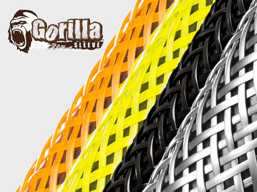 Gaine Tressée Gorilla®