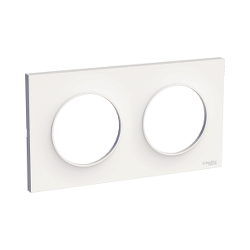 Odace Styl, plaque 2 postes