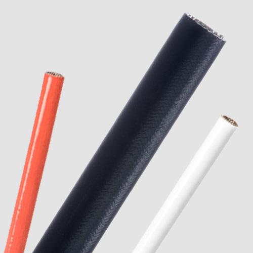Electrical Fiberglass - FR Silicone - C 9,53 mm 15.24 m
