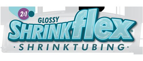 Gaine Thermorétractable Shrinkflex® Glossy  2:1