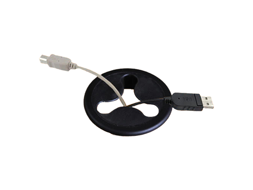 Passe-câble rond SoftTop