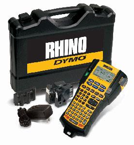 Kit mallette rigide Dymo RHINO 5200