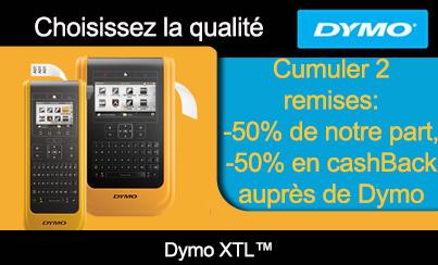 Remises sur Dymo XTL