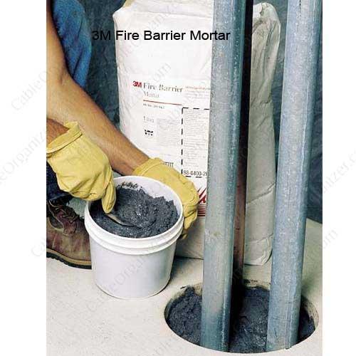 3m Fire Barrier Mortar : M mortier anti feu achat vente