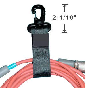 Porteur de câbles en nylon -  5.24 cm