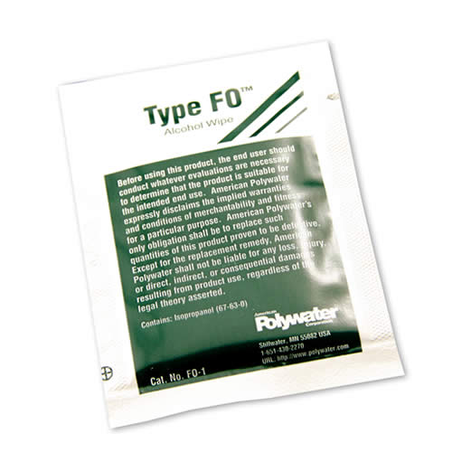 Nettoyant pour fibre optique (Anhydre) TYPE FO™ de American Polywater