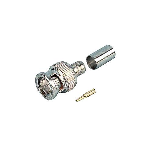 Connecteur Mâle BNC 3-pièces Amphenol