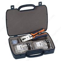 Kit de prises modulaires RJ45 CAT5e & CAT6 BlackBox
