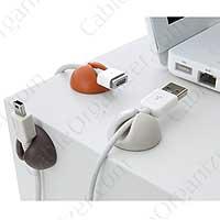 Clips à câbles BlueLounge® CableDrop™