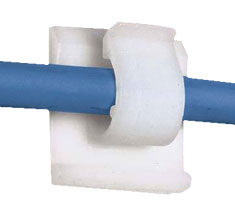 clips à câbles
