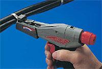Outil de tension pour serres-câbles en acier inoxydable - HellermannTyton®