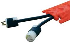 Protecteurs de câbles FastLane™ Dropover