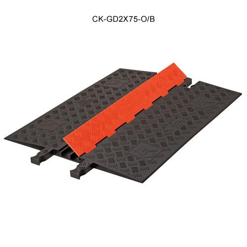 Protecteurs de câbles 2 canaux plats et conformes aux personnes handicapées Guard Dog®
