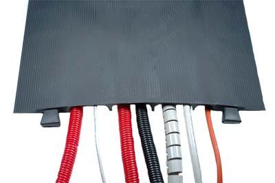 Protecteur de câbles compact Defender