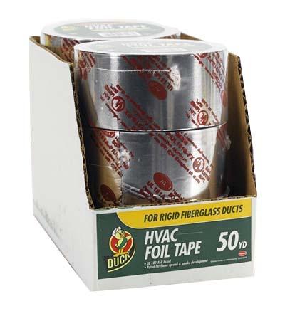Bande de fibre de verre - HVAC