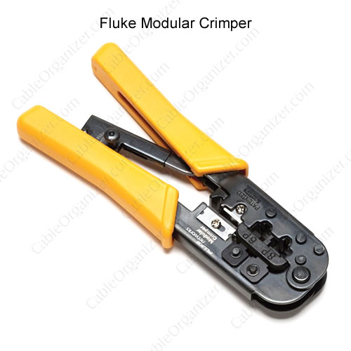 Pince à sertir modulaire RJ-XX de Fluke Networks®