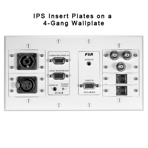 Inserts IPS - FSR
