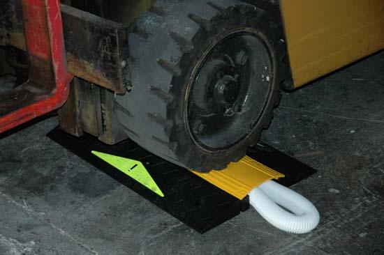 Rampe portable Furrion pour câbles et tuyaux