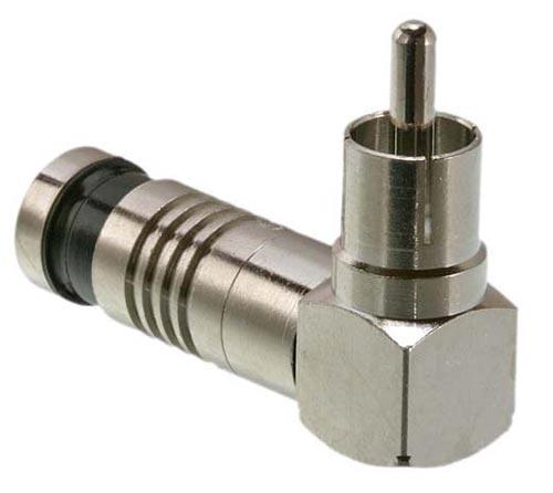 Connecteur RCA à compression Gem Electronics