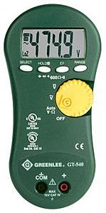 Testeur Électrique Multifonctions