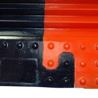 Hawk noir et Hawk Orange joints