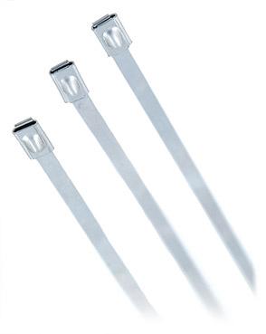 Serres-câbles en acier inoxydable de HellermannTyton®
