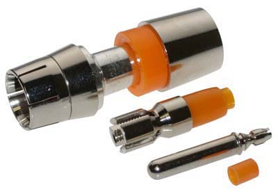 Connecteur RCA à compression ICM Corp