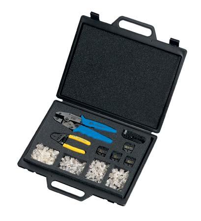 Kit Crimpmaster 10BaseT