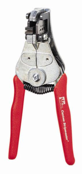 Dénudeur IDEAL 45-177 pour câbles #16 à  #26 AWG avec garniture granuleuse