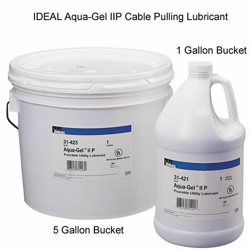 Lubrifiant pour câbles Aqua-Gel IIP® d'Ideal Industries
