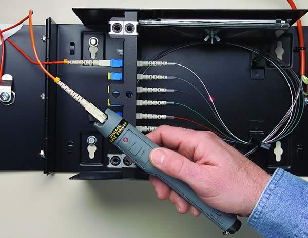 IDEAL Détecteur de failles pour Fibre Optique