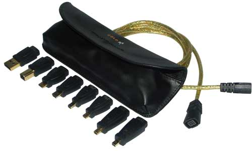 Kit Caméra USB 12 en 1 QuickConnect™ GoldX