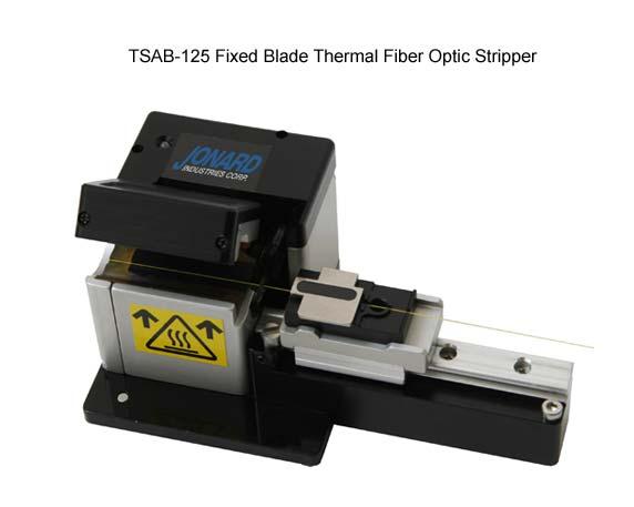 Décolleurs thermique de fibre optique Jonard