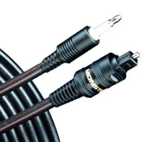 Câble fibre optique Toslink Monster Cable® Interlink® LightSpeed™