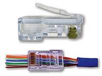Connecteur de prise EZ RJ45
