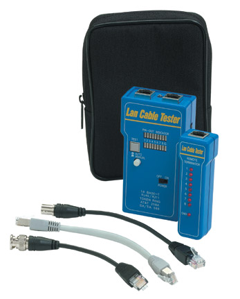 Testeur de câbles LAN