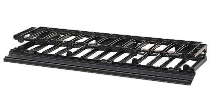 Guide-câbles horizontal Haute Capacité NetManager